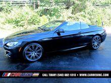 2015_BMW_6 Series_650i Convertible_ Fredricksburg VA