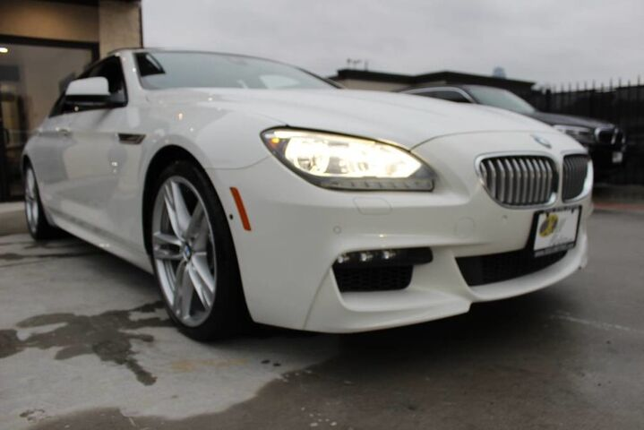 2015 BMW 6 Series 650i, M SPORT PKG, $96,725 STICKER, 1 OWNER! Houston TX