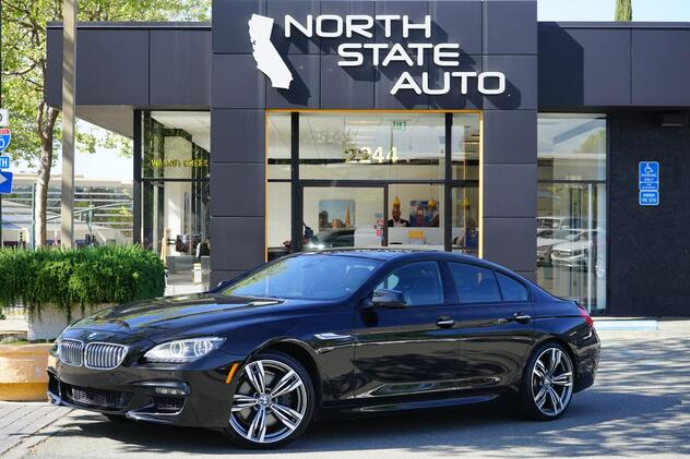 2015_BMW_6 Series_650i_ Walnut Creek CA