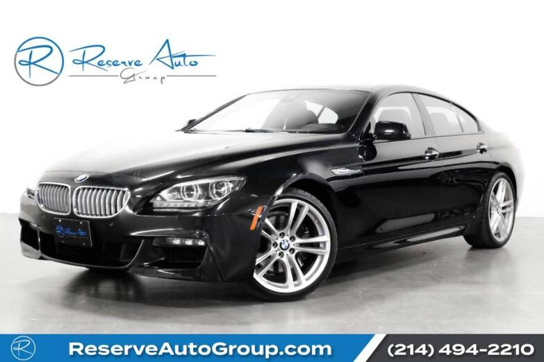 2015 BMW 6 Series 650i xDrive M-Sport Driving Asst Plus B&0 Sound The Colony TX