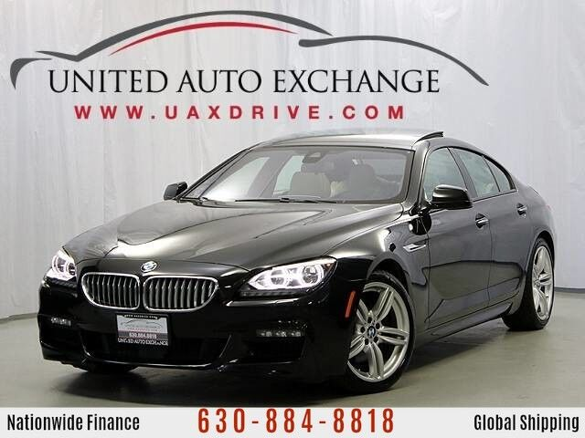 2015 BMW 6 Series 650i xDrive M-Sport Package AWD Gran Coupe Addison IL