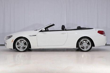 2015_BMW_6 Series Convertible AWD_650i xDrive_ West Chester PA