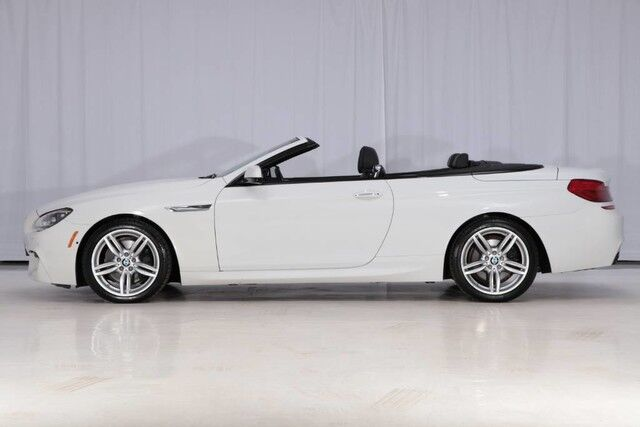 2015 BMW 6 Series Convertible AWD 650i xDrive West Chester PA