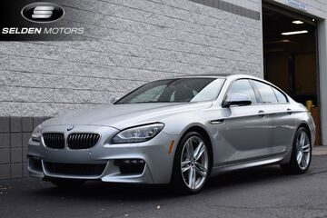 2015_BMW_640i_Gran Coupe_ Willow Grove PA