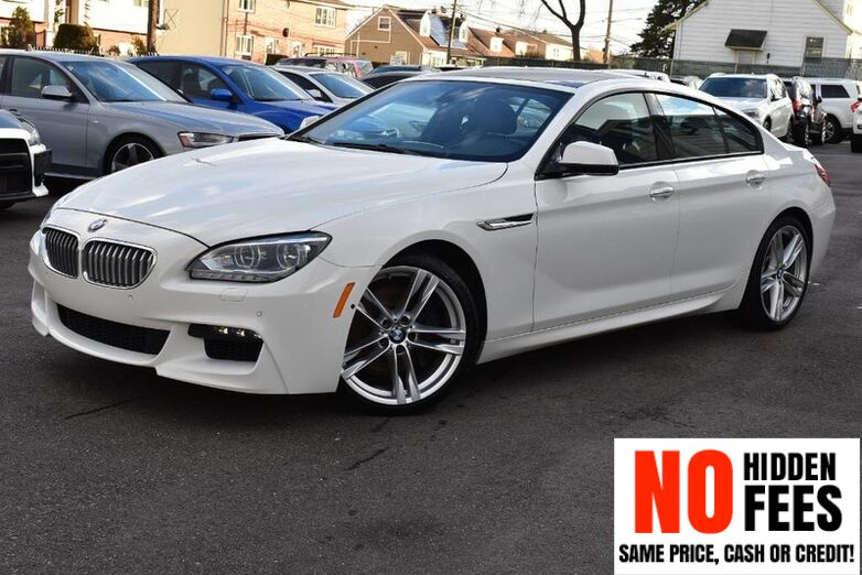 2015 BMW 650i xDrive M Sport/ Executive Elmont NY