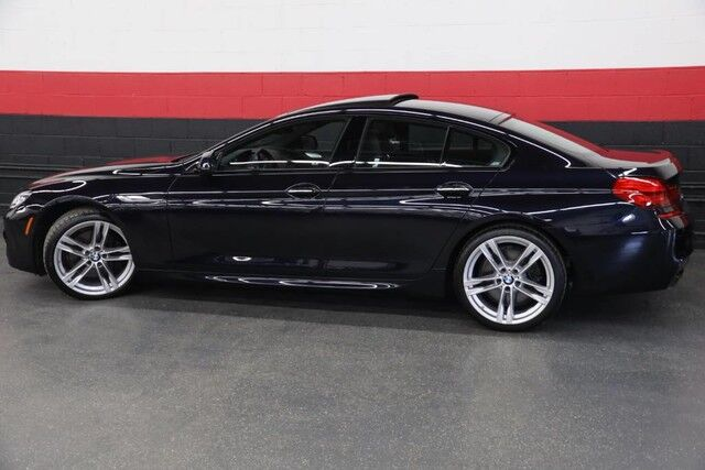 2015 BMW 650i xDrive M Sport Gran Coupe 4dr Sedan Chicago IL