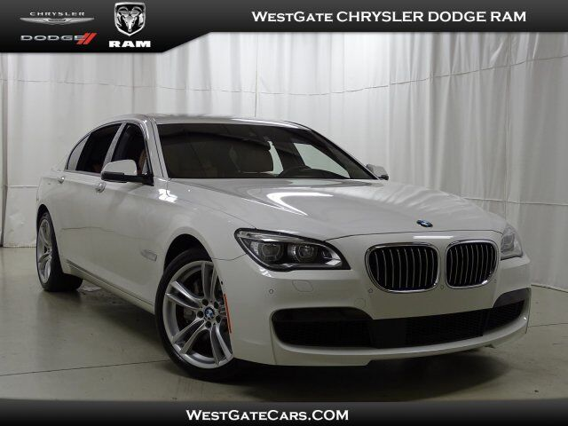 2015 BMW 7 Series  Raleigh NC