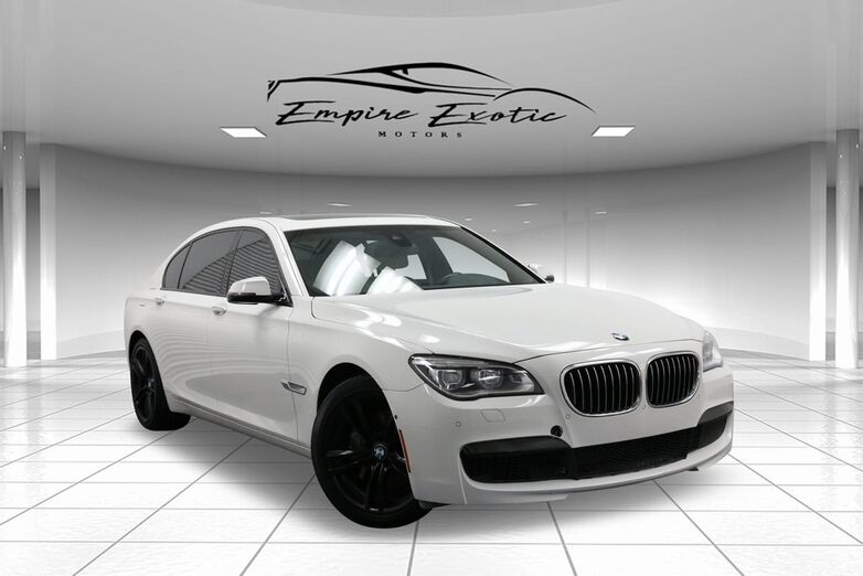 2015 BMW 7 Series 740Ld xDrive *DIESEL* Addison TX