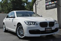 BMW 7 Series 740Li xDrive/M Sport Pkg/Executive Pkg w/ HUD, Soft-Close Doors/Premium Pkg w/ Comfort Access/Driver Assistance Pkg/Cold Weather Pkg/Lighting Package/Ambiance Lighting/HK Audio 2015