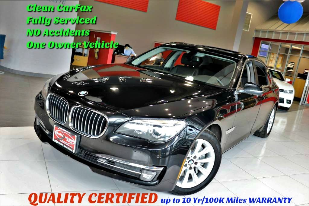 2015 BMW 7 Series 740Li xDrive Navigation Sunroof 1 Owner Springfield NJ