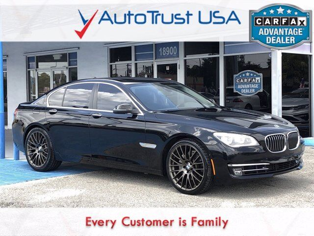 2015 BMW 7 Series 740i Miami FL
