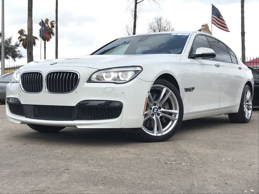 2015_BMW_7 Series_750Li_ Houston TX