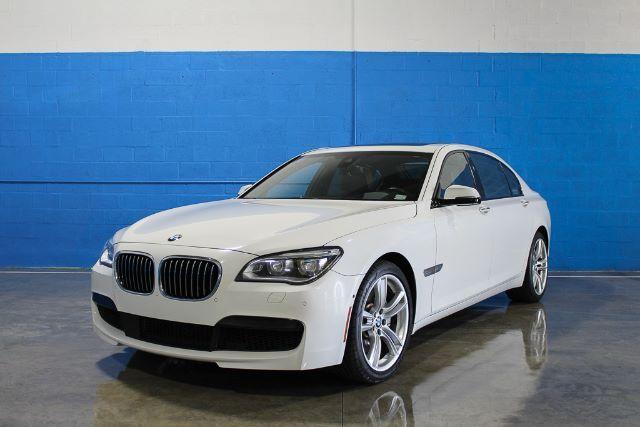 2015 BMW 7-Series 750Li Miami FL