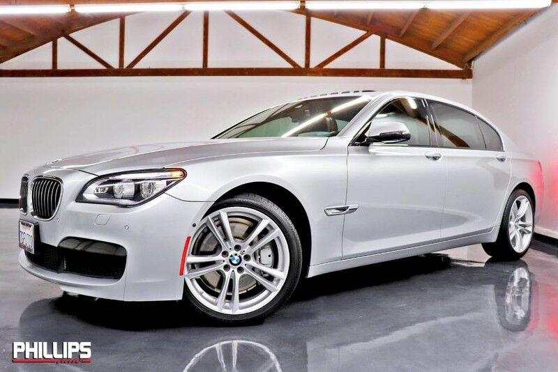 2015 BMW 7 Series 750Li Newport Beach CA