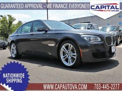 2015_BMW_7 Series_750Li xDrive_ Chantilly VA