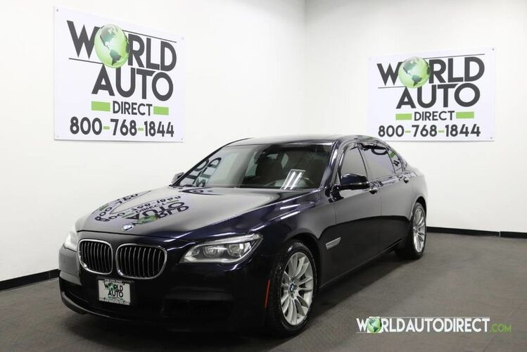 2015_BMW_7 Series_750Li xDrive_ Houston TX