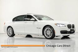BMW 7 Series 750Li xDrive M-Sport 2015