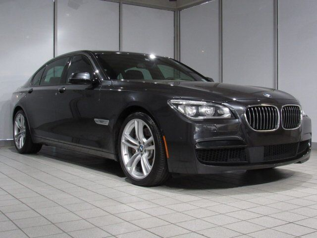 2015 BMW 7 Series 750Li xDrive Newark DE