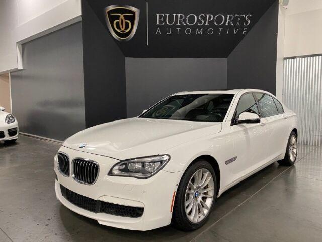 2015 BMW 7 Series 750Li xDrive Salt Lake City UT