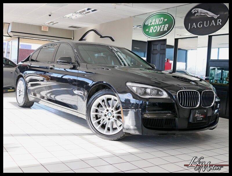 2015 BMW 7 Series 750Li xDrive Villa Park IL