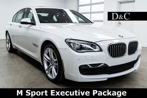 2015_BMW_7 Series_750i M Sport Executive Package_ Portland OR