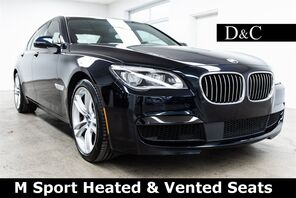 2015_BMW_7 Series_750i M Sport Heated & Vented Seats_ Portland OR