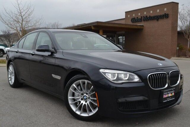 2015 BMW 7 Series 750i xDrive/$96,050 MSRP/New Tires/AWD/M Sport Pkg/Driver Assist Plus Pkg/Premium II Pkg/Cold Weather Pkg/Head Up Disp/360 Cameras/Heated&Cooled Seats/Heated Steering Wheel/HK Sound Nashville TN