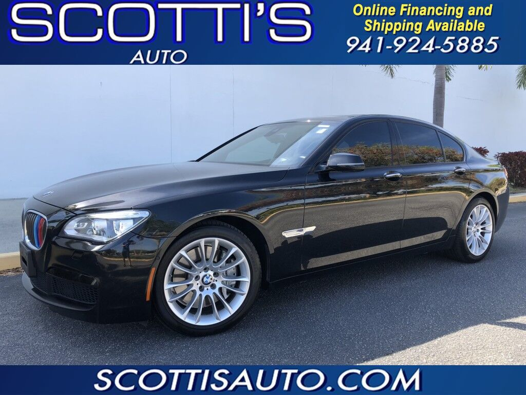 2015 BMW 7 Series 750i xDrive ~M-SPORT~ CLEAN CARFAX~ TWIN TURBO~CLEAN CARFAX~ EXCELENT CONDITION!~ GREAT COOR COMBO~ WE OFFER ONLINE FINANCE AND SHIPPING! Sarasota FL