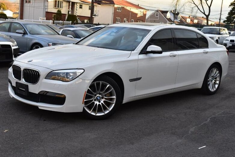 2015 BMW 740Li xDrive M Sport/ Executive Elmont NY