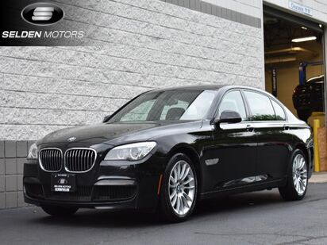2015 BMW 740Li xDrive