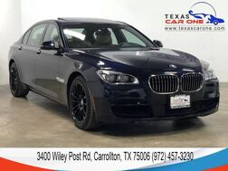 2015_BMW_750Li_AWD M SPORT NAVIGATION HEADUP DISPLAY HARMAN KARDON SUNROOF_ Carrollton TX