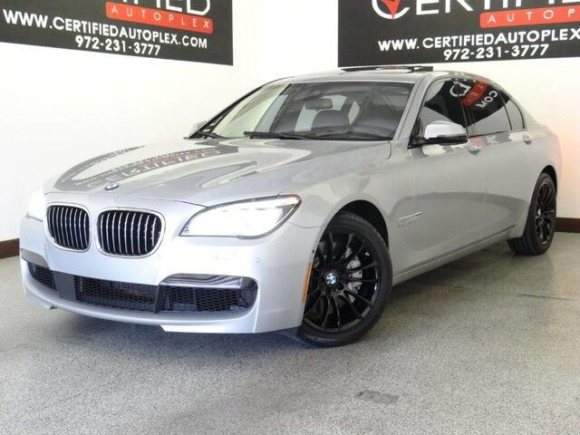 2015 Bmw 750li >> 2015 Bmw 750li Xdrive Xdrive M Sport Package Navigation Sunroof