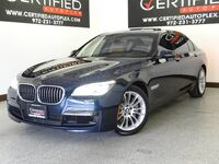 BMW 750Li xDrive M SPORT DRIVER ASSIST PLUS BLIND SPOT MONITOR LANE DEPARTURE WARNING 2015
