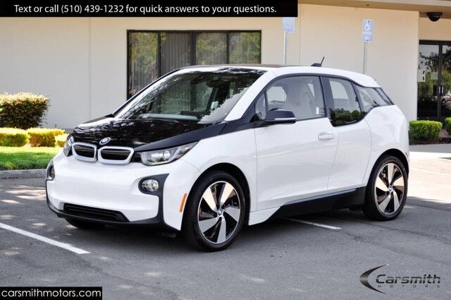 2015 BMW I3 Giga with Range Extender /Navigaton MSRP $51245 Qualifies for the NEW Red/Purple Carpool Stickers! Tech Pkg Fremont CA