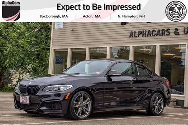 2015_BMW_M235i_xDrive Coupe_ Boxborough MA