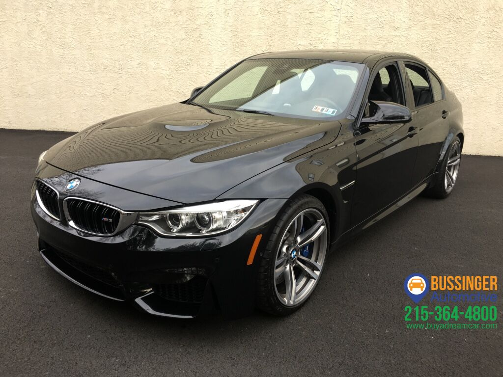 2015 BMW M3 Feasterville PA 21420175