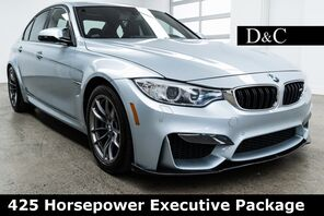 2015_BMW_M3_425 Horsepower Executive Package_ Portland OR