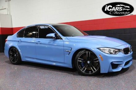 2015_BMW_M3_6-Speed Manual 4dr Sedan_ Chicago IL