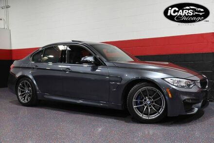 2015_BMW_M3_Executive Package 4dr Sedan_ Chicago IL