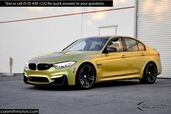 2015 BMW M3 RARE Austin Yellow & LOADED--$16,000 in Options!