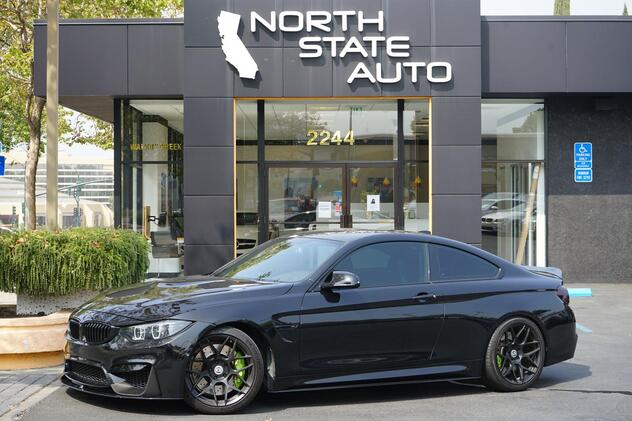 2015_BMW_M4__ Walnut Creek CA