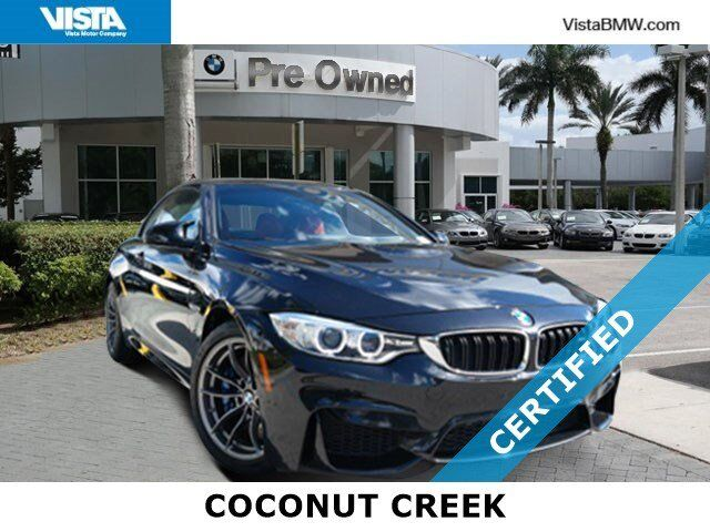 2015 BMW M4 Base Coconut Creek FL