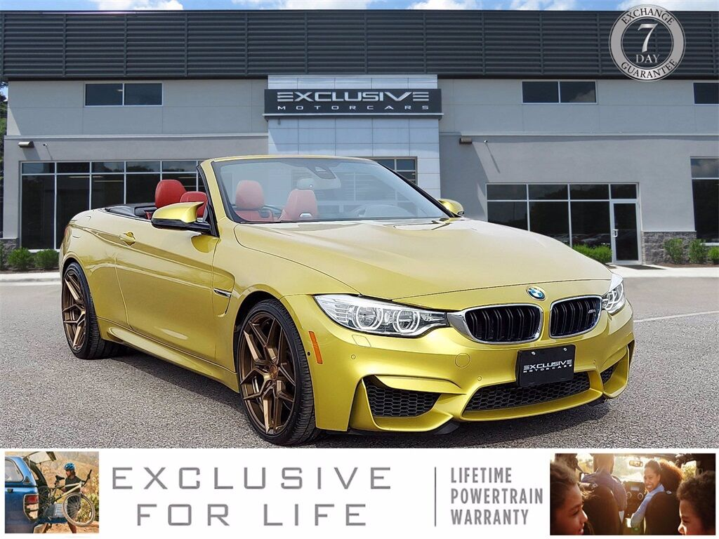 2015 BMW M4 Base Randallstown MD