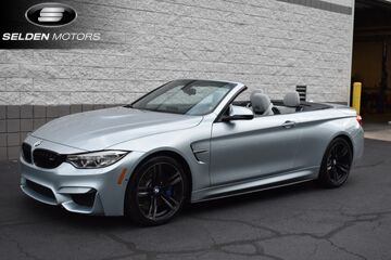 2015_BMW_M4 Convertible__ Willow Grove PA