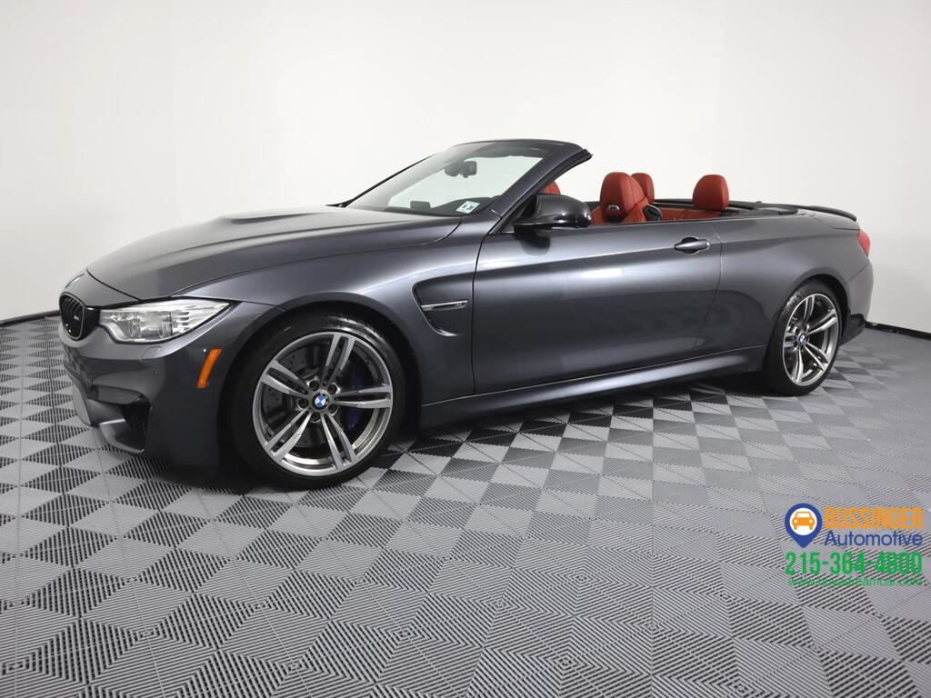 2015 BMW M4 Convertible Feasterville PA