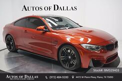 2015_BMW_M4_DRVR ASST+,EXECUTIVE,HEADS UP,FULL LED,$79K MSRP_ Plano TX
