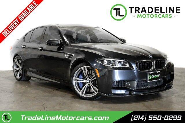2015 BMW M5  CARROLLTON TX