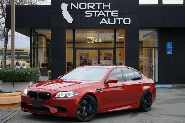 2015_BMW_M5__ Walnut Creek CA