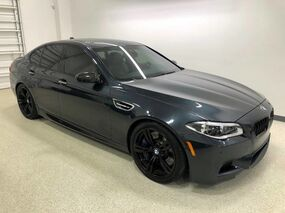 BMW M5 Competition 2015