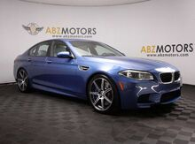2015_BMW_M5_Competition Pkg,HUD,Ac/Heated Seats,$120K MSRP_ Houston TX